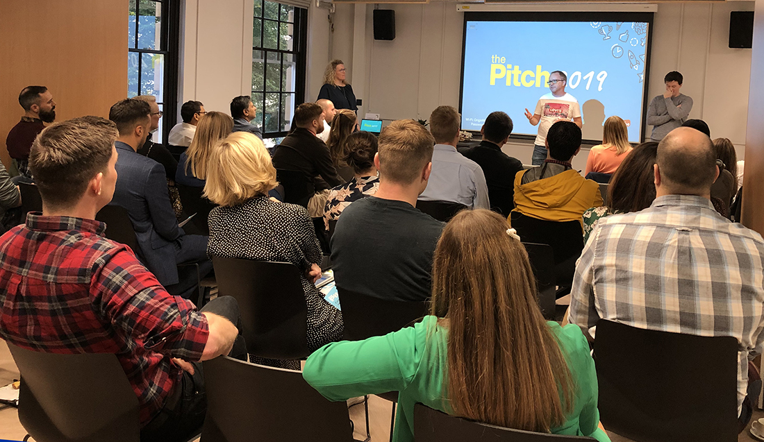 Pitch 2019 bootcamp