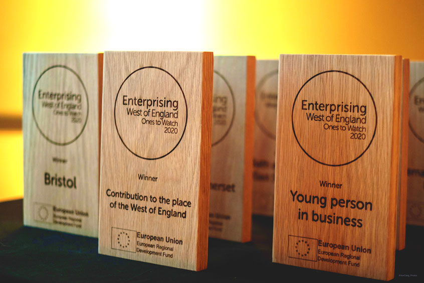 Enterprising West of England 'Ones to Watch 2020' awards