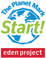 The Planet Mark Start with Eden Project