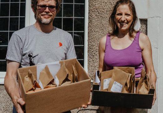 Nom Wholefoods – delivering plastic free whole foods in Bristol